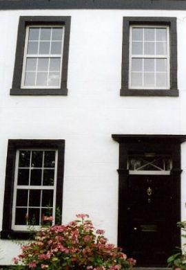 villa small windows