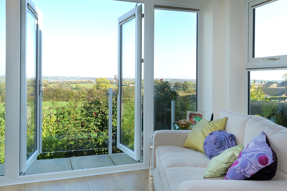 Openable Windows Home