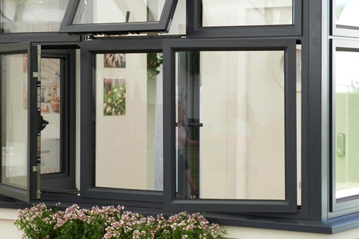 Aluminium Window 02