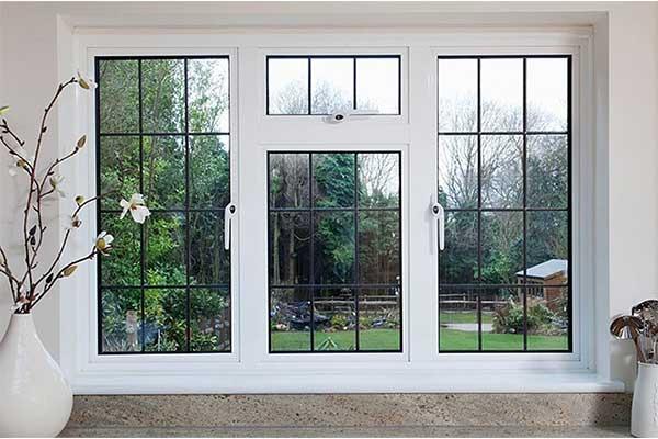 Aluminium Top Windows